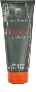 Laura Biagiotti Roma Uomo Duschgel für Herren 200 ml