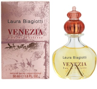 Laura Biagiotti Venezia Eau de Toilette for Women 50 ml
