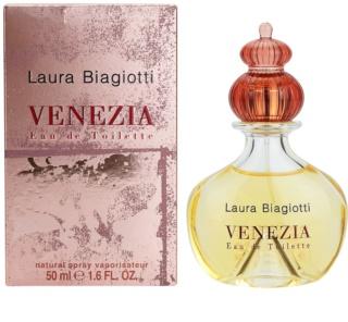 Laura Biagiotti Venezia Eau de Toilette für Damen 50 ml