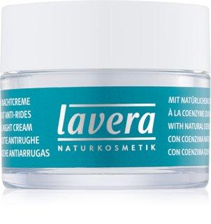 Lavera Basis Sensitiv Q10 odmładzający krem na noc