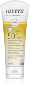 Lavera Sensitive Sun Cream For Kids SPF 50