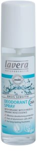 Lavera Basis Sensitiv deodorante in spray