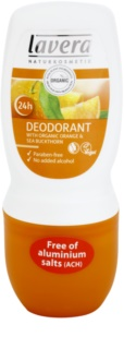 Lavera Body Spa Orange Feeling deodorant roll-on