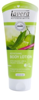 Lavera Body Spa Lime Sensation lotiune de corp