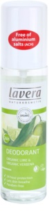 Lavera Body Spa Lime Sensation dezodorant v pršilu