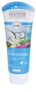 Lavera Exotic hydratisierende Körpermilch ohne Parabene