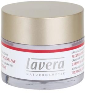 Lavera Faces Bio Cranberry and Argan Oil Regenerierende Tagescreme 45+