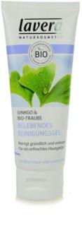Lavera Faces Cleansing очищуючий гель для комбінованої та жирної шкіри