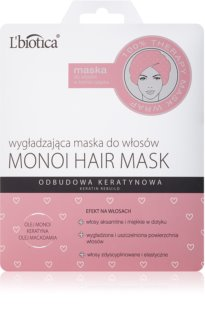 L'biotica Hair Mask Moisturizing And Smoothing Mask