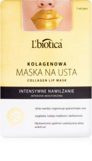 L'biotica Masks Collageen Masker  voor Lippen