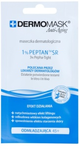 L'biotica DermoMask Anti-Aging омолоджуюча маска 45+