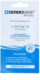 L'biotica DermoMask Anti-Aging máscara rejuvenescedora 45+