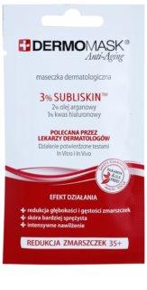 L'biotica DermoMask Anti-Aging maseczka z efektem przeciwzmarszczkowym 35+
