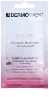 L'biotica DermoMask Night Active Intense Rejuvenating Mask with Stem Cells