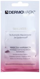 L'biotica DermoMask Night Active intenzívna omladzujúca maska s kmeňovými bunkami