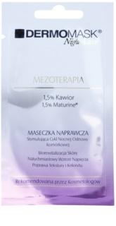 L'biotica DermoMask Night Active máscara com efeito mesoterapêutico