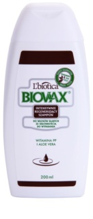 L'biotica Biovax Falling Hair Energising Shampoo To Treat Losing Hair
