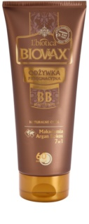 L'biotica Biovax Natural Oil Moisturizing Conditioner With Immediate Effect