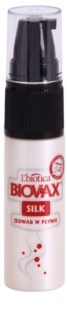 L'biotica Biovax Silk Regenerative Serum For Hair Strengthening And Shine