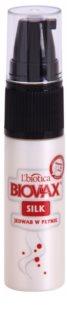 L'biotica Biovax Silk ser regenerator pentru intarire si stralucire