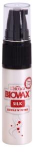L'biotica Biovax Silk regenerierendes Serum für mehr Glanz und Festigkeit der Haare