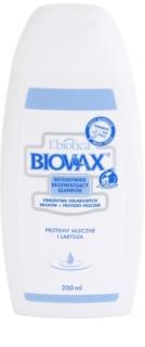 L'biotica Biovax Weak Hair Voedende Shampoo  voor futloos haar