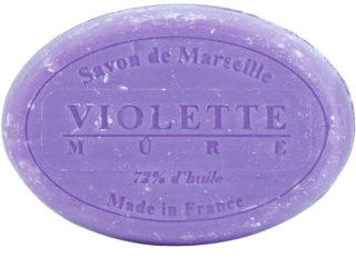 Le Chatelard 1802 Violet & Blackberry кругле французьке натуральне мило