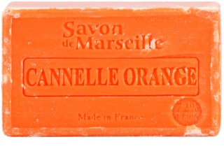 Le Chatelard 1802 Orange Cinnamon Luxurious Natural French Soap