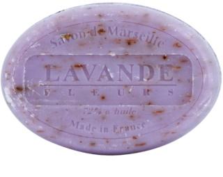 Le Chatelard 1802 Lavender Flowers guľaté francúzske prírodné mydlo