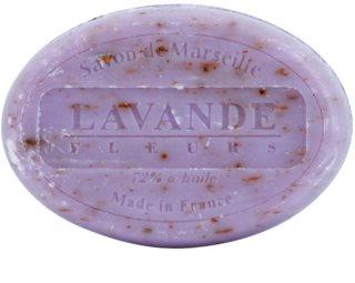 Le Chatelard 1802 Lavender Flowers кругле французьке натуральне мило