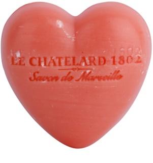Le Chatelard 1802 Jasmine Rose Soap In Heart Shape