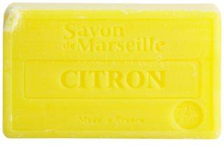 Le Chatelard 1802 Lemon розкішне французьке натуральне мило