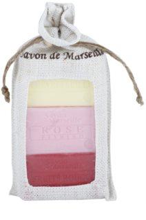 Le Chatelard 1802 Natural Soap косметичний набір III.