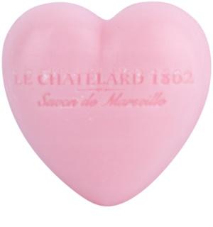 Le Chatelard 1802 Rose & Peony мило у формі серця