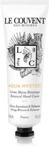 Le Couvent des Minimes Botaniques  Aqua Mysteri krém na ruce doplněk unisex
