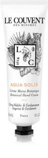Le Couvent des Minimes Botaniques  Aqua Solis krém na ruce unisex