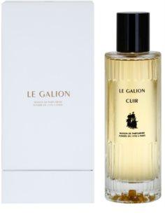 Le Galion Cuir eau de parfum mixte 100 ml