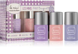 Le Mini Macaron Les Minis Petit Bouquet zestaw kosmetyków II. (do paznokci)