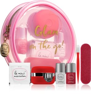 Le Mini Macaron Le Mini Travel Kit Cosmetica Set  XIV. (voor Nagels)