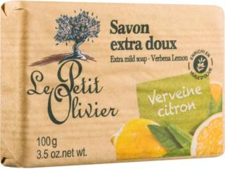 Le Petit Olivier Verbena & Lemon sabão extra suave