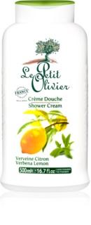 Le Petit Olivier Verbena & Lemon Shower Cream