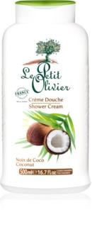 Le Petit Olivier Cocos Shower Cream