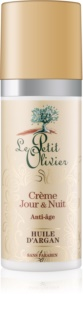 Le Petit Olivier Argan Oil Anti-Wrinkle Day and Night Cream