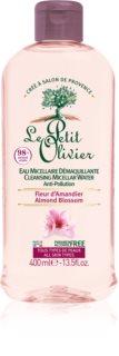 Le Petit Olivier Almond Blossom čisticí micelární voda