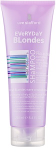 Lee Stafford Bleach Blondes Shampoo For All Types Of Blonde Hair