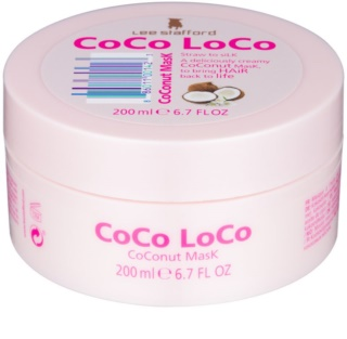 Lee Stafford CoCo LoCo Hair Mask With Coconut Oil