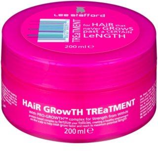 Lee Stafford Hair Growth maska pre podporu rastu vlasov a proti ich vypadávaniu