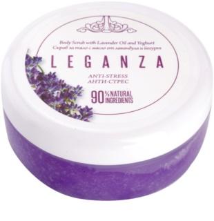 Leganza Antistress tělový peeling