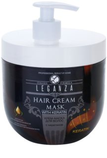 Leganza Hair Care Cream Mask With Keratin