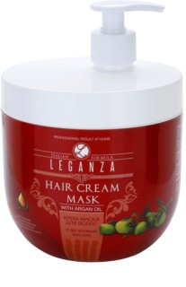 Leganza Hair Care Cream Mask With Argan Oil
